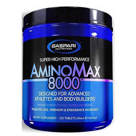 Gaspari Nutrition Amino Max 8000
