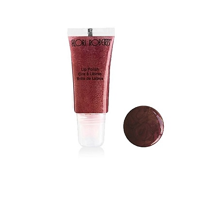 Flori Roberts FR High Shine Lip Lacquer - Perfect Plum, 0.4 Fl. Oz