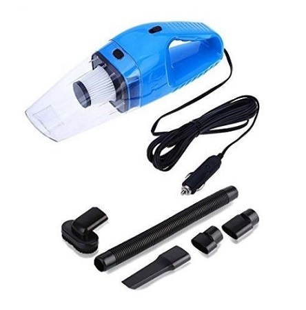 Handheld Car Vacuum Cleaner 120W, 12V P - Variable Colors