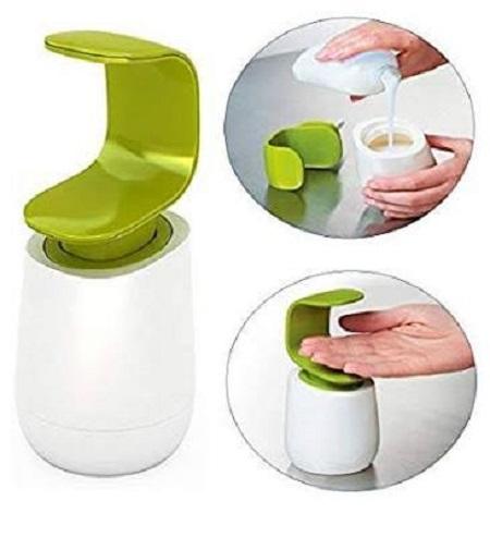 Backhand Soap Dispenser