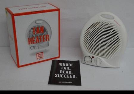 Agro Fan Heater