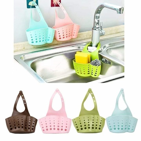 Green Sink Organizer