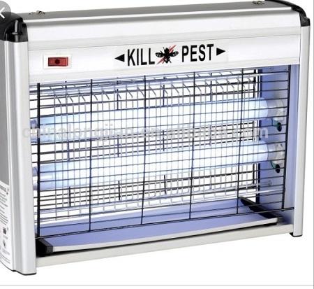 Efficient Electrical Pest Killer - White