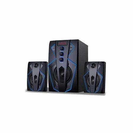 Vision Plus VP2111MS Multimedia Speakers 45W RMS- Black
