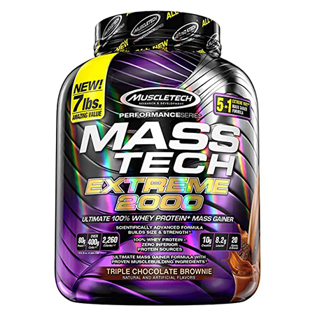 MuscleTech Mass Tech Mass Gainer