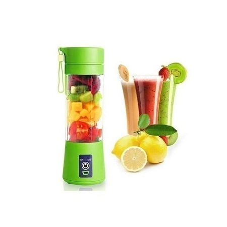 Portable Rechargeable Mini Blender-Green