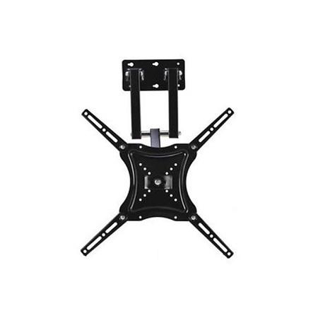 2019 new product VESA 80*460mm metal swivelling TV mounted bracket-Black