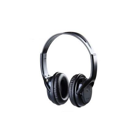 Wireless Stereo Headphones - Black
