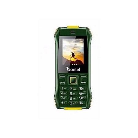 Bontel L400 1.77 Inch Display,Big Speaker,Power Bank, 1000 MAh Battery- Green