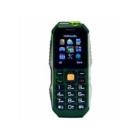 SQ S15 Mini - Power Bank 3000mAh - VGA - Flash- Wireless Fm - Dual Sim - Black