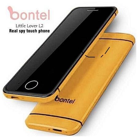 Bontel Little Lover L2 - Super Slim Metal Body - Dual Sim - Touch Screen