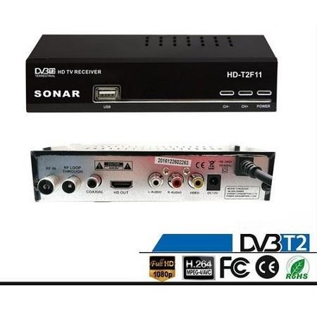 Sonar Free To Air Digital Decoder + Free HP v250w 32GB Flash Disk