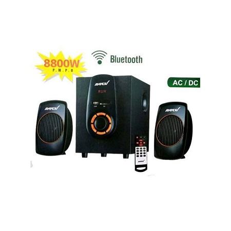 Ampex 2.1 Channel Hi-Fi AC/DC 8500 Watts
