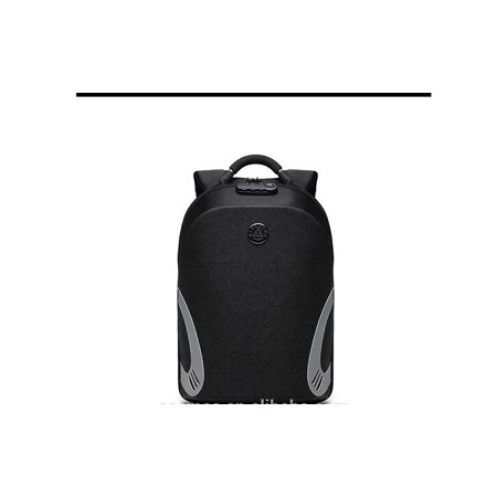 Antitheft Bags With USB Charging Port - Black