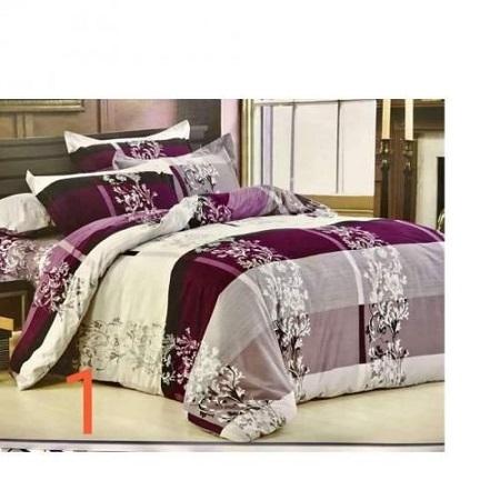 Duvet Set :- Multicolor, Duvet,  One Bedsheet, 2 Pillowcase