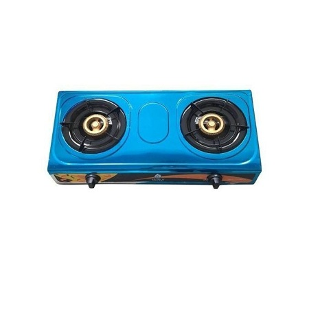 Nunix Gas Stove Stainless Steel