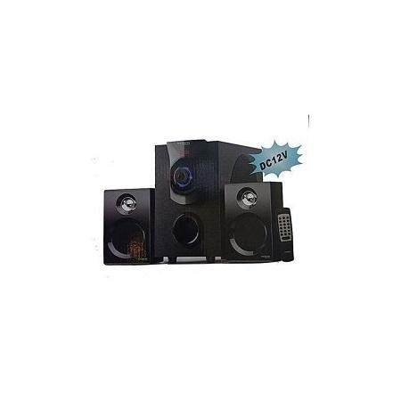 Vitron MultiMedia Sub-woofer BT\FM\USB - 4500W PMPO 8500W