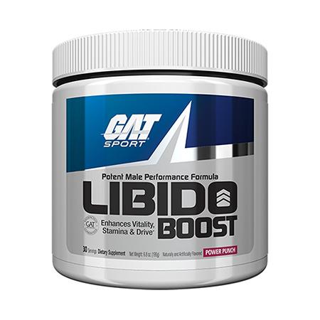 GAT Sport Libido Boost Powder, Male Performance Formula
