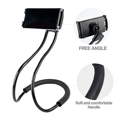 Flexible Phone Stand- Black
