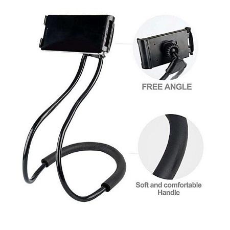 Flexible Phone Stand- Black
