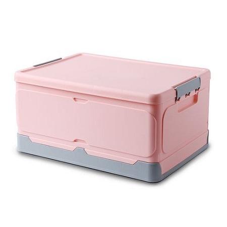 gummy Folding Storage Box Organizer Home Organizer With Lids