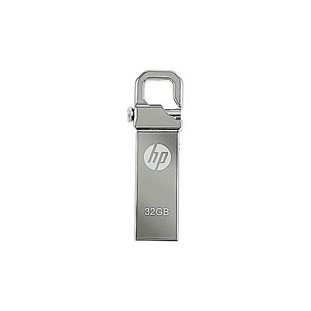 HP 32GB Flashdisk - Silver