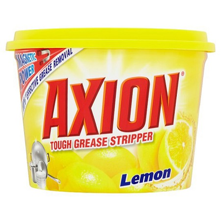 Axion Paste Lemon-Yellow | 400g