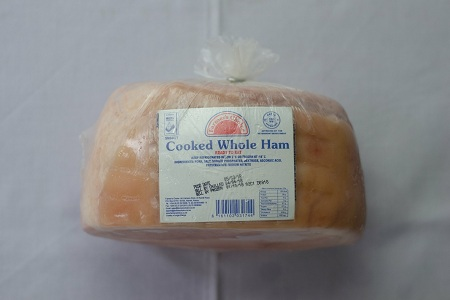 Cooked Whole Ham (S.R)