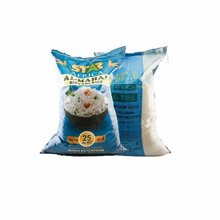 Five Star Pakistani Rice-25 kg