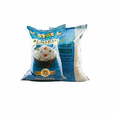Five Star Pakistani Rice-25 kg