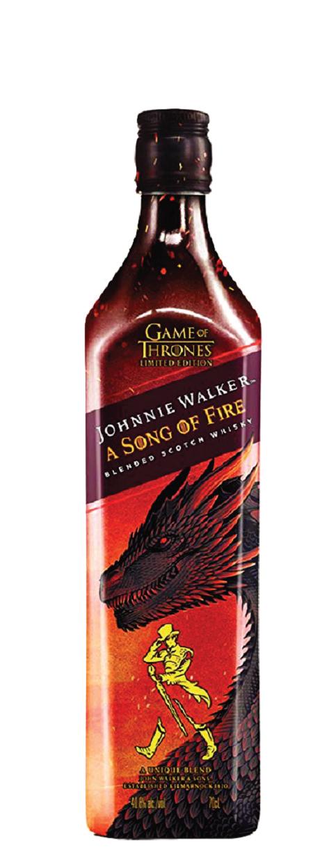 Johnnie Walker Got SNGOFFIR | 750ml