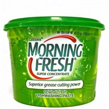 Morning Fresh Dish Washing Paste Org | 800g