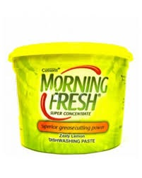 Morning Fresh Dish Washing Paste Zesty | 800g