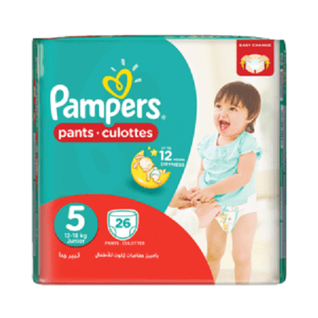 Pampers Pants High Count