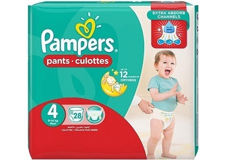 Pampers Pants Jumbo | Size 3/4/5