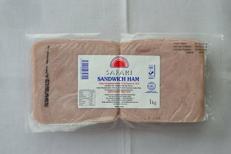 Sliced Sandwich Ham | 1kg