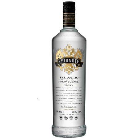Smirnoff Black Vodka | 1L