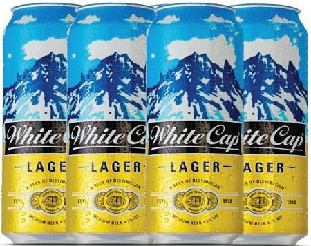 White Cap can | 500ml*6