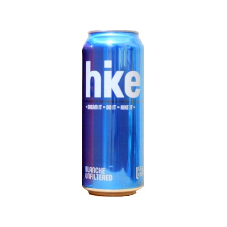 Hike Blanche 4.9% 0.5Ltr Can