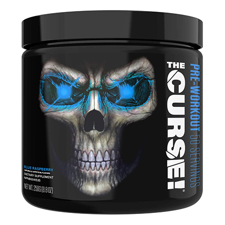The Curse! Pre Workout Supplement