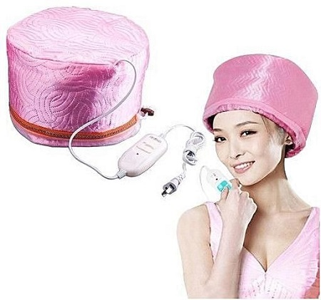 Electric Hair Thermal Treatment Steamer Cap