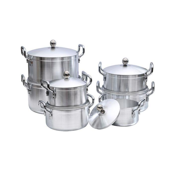 Generic Aluminium Cookware Set