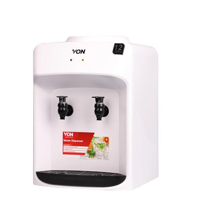 Von VADA1001W Tabletop Water Dispenser Normal - White