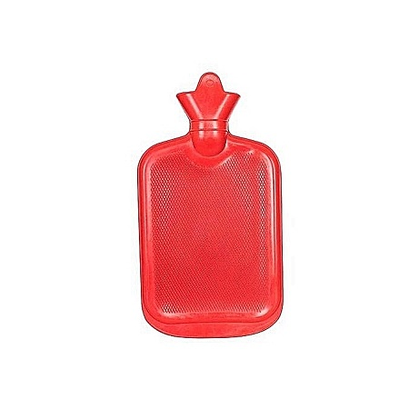 2liters Hot water bottle-red