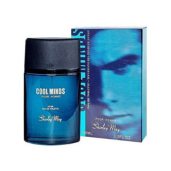 Shirley May Cool Minds Cologne For Men EDT