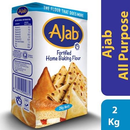 Ajab Home Baking Flour | 2kg