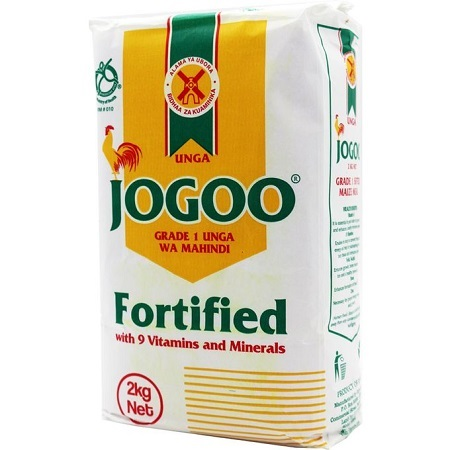 Jogoo Ugali Maize Flour | 2kg (3 packets)