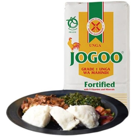 Jogoo Maize Meal - 2kg
