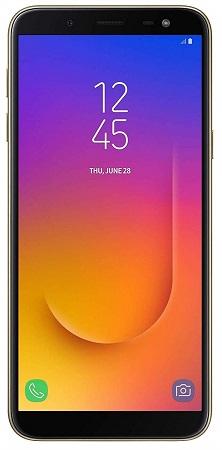 Samsung Galaxy J6 (Gold, 32GB)