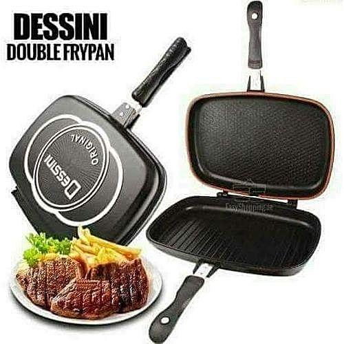 Dessini Double grill dessini pan 36 cm